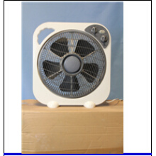 Bom design 12 polegadas 5 PP Blade Box Fan