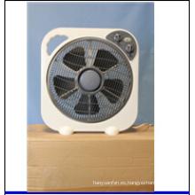 Buen diseño 12 pulgadas 5 PP hoja caja ventilador