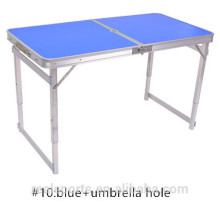 Mesa portátil de mesa de picnic al por mayor de Niceway portátil