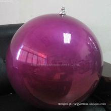 2013 bola de plástico de 12 polegadas