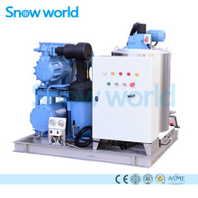 Machine à glace en flocons Snow world 5T