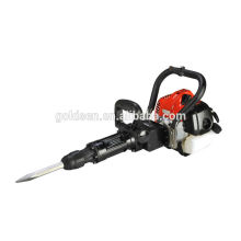 900w 32.7cc Handheld Petrol Jack Hammer Portable Gas Powered Rock Drill Breaker