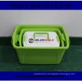 Herramientas Plastik para molde de caja de envase en moldura