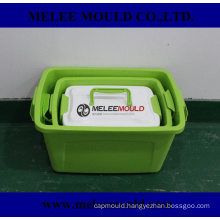 Plastik Tooling for Container Box Mould in Molding