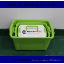 Пластик оснастки для Прессформ контейнера ящик на литье