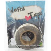 ruban de washi imprimé glitter personnalisé