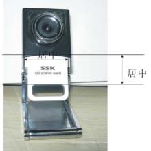 Caméra d'action sportive ré-adhérente 1280p