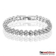 Cubic Zirconia Tennis Bracelet for Women (CBR0002-B)
