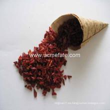 Especias frescas chinas trituradas