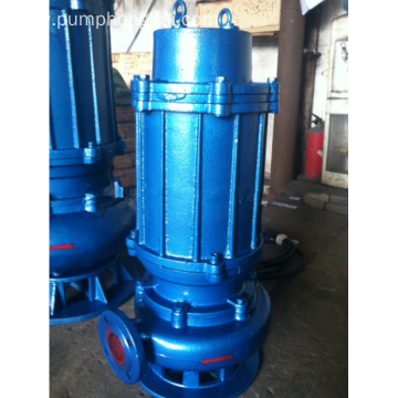 QW series electric salt water submersible pumps