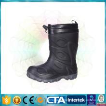 JX-916 Waterproof kids warm rain boots