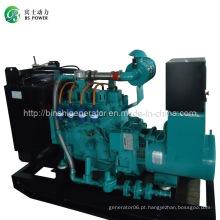 Conjunto de gerador elétrico a GNL 40kVA