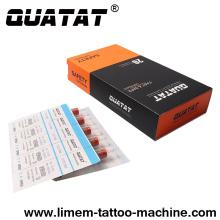 Высокое качество QUATAT патрона татуировки одноразовые отличном качестве
