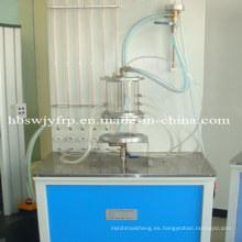 Probador eléctrico de la impermeabilidad de la membrana de la impermeabilización ZFY-4