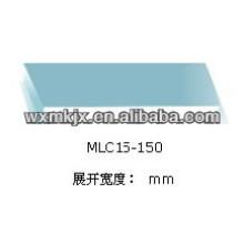 Produzca el panel de pared de acero coloreado YX15-150