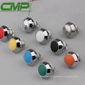 Screw Terminal 12mm Metal Push Button