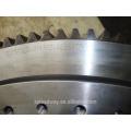Traverser l'anneau de pivotement de rouleau pour la tunnelier