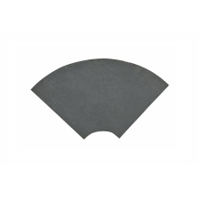 Placa de churrasco de pedra de lava Bife Grill Slate Cheese Board atacado