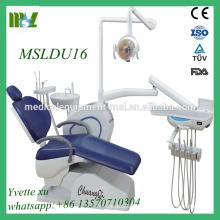 MSLDU16M 2016 Neuer hochwertiger Zahnarztstuhl Zahnarztstuhl für Verkauf