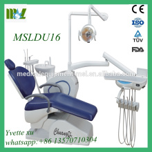 MSLDU16M 2016 Newest High Quality dental chair dentist chair for sale