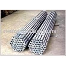 Tubo de acero galvanizado caliente