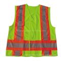Traffic Hi Visibility Reflective Vest (DFV1080)