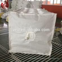 Industrielle Big Bags, Fibc Tasche mit Baffle, pp super Säcke mit Beschichtung Liner für Getreide Reis Zucker / Lebensmittel süchtig