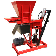 Hydraulic hydraform clay brick block machinery south africa for small business