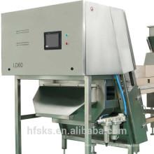 Pet reciclaje de máquinas en China CCD PP PVC Clasificador de colores de plástico Clasificador óptico de plástico