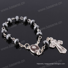 Wholesale Devotional Resin Rosary Bracelet