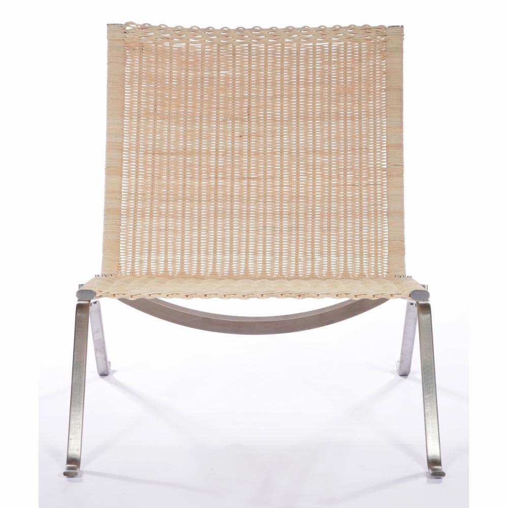 Kjaerholm Rattan Easy Chair