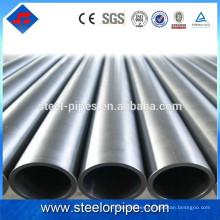 Tubo de acero al carbono Sa179 y conexión de tubería de acero al carbono