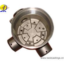 ASTM / DIN / BS Fundición de acero aleado estándar con fundición de inversión