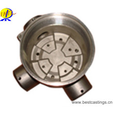 ASTM/DIN/BS Standard Alloy Steel Casting with Investment Casting