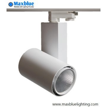 30W 35W 4-Wire Modern Dimmable LED Track Lighting