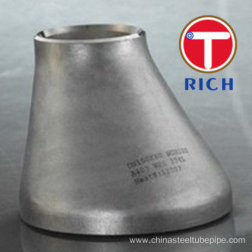 TORICH GB/T12459 Welded Stainless Steel ECC RED DN15-DN1200