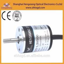 mini 25mm codificador S25 sensor sensor ultra-sônico saída de tensão