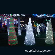 CE 2 Wire LED Rope Light Motif