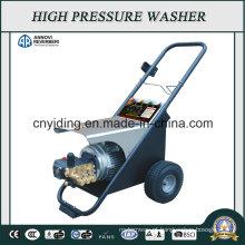 Lavadora de carros sob pressão elétrica para serviço industrial de 270bar 16L / Min (HPW-DL2716RC)