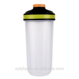 600ml Shake Gym Custom protein shaker joyshaker cup Drink Whisk Bottle