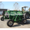 Chicken Manure Turner sale for Oman and Russia