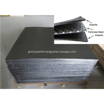Reinforced Graphite Sheet For Gaskets