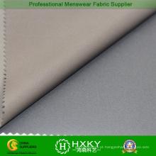 Tecido de Poliéster Sarja 75D para Casaco Casual ou Trench Coat