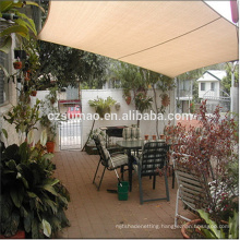 Low price hot sale deck patio shade sail canopy