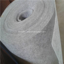 Water retention Flame Retardant felt
