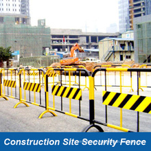Construction Site Security Fencing (HP-BARRICADE0102)