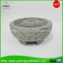 Large Spice Grinder / Mortar and Pestle Set / Molcajete