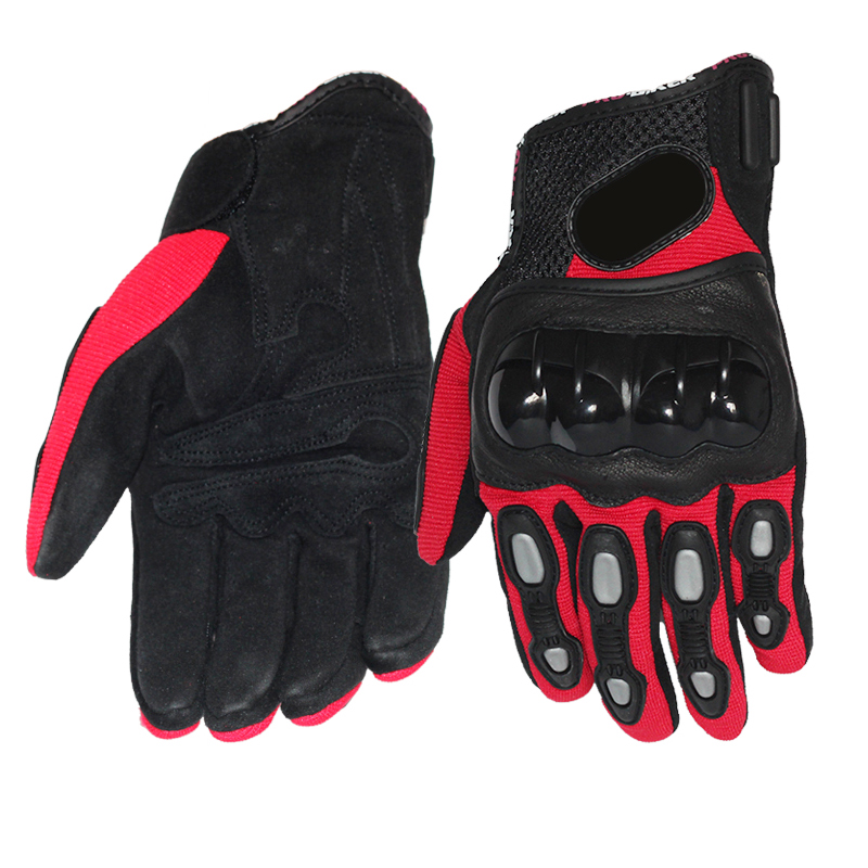 Man Winter Motorcycle Gloves
