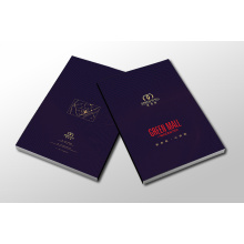 Perfect Binding Professional High Quality Hardcover Book Printing