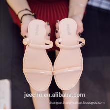 Europe and the United States fashion new ladies sandals summer slippers female